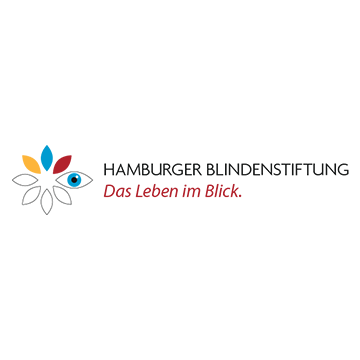 hamburger blindenstiftung logo