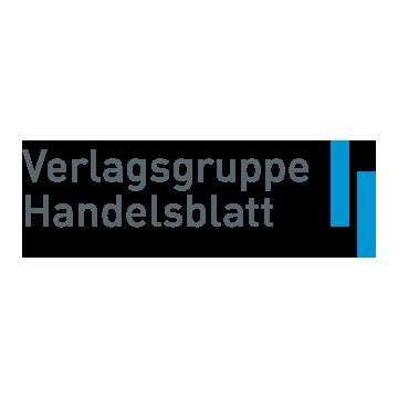 verlagsgruppe handelsblatt logo