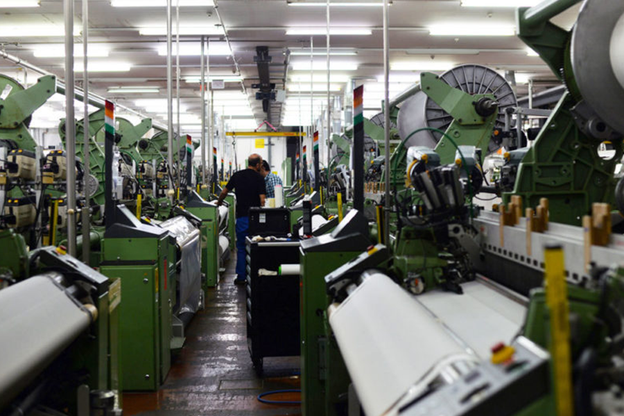 Schoeller AG Produktion