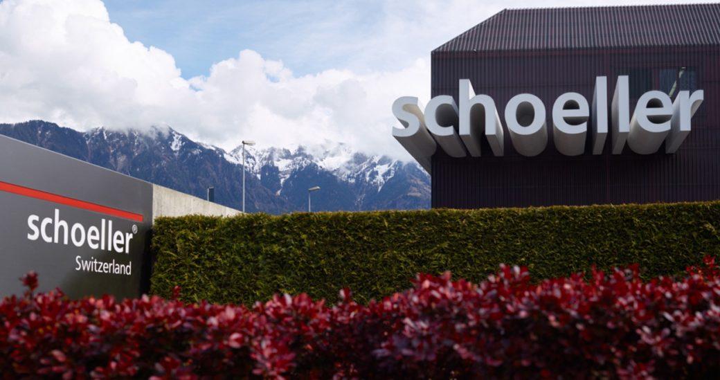 Schoeller Textil AG Switzerland