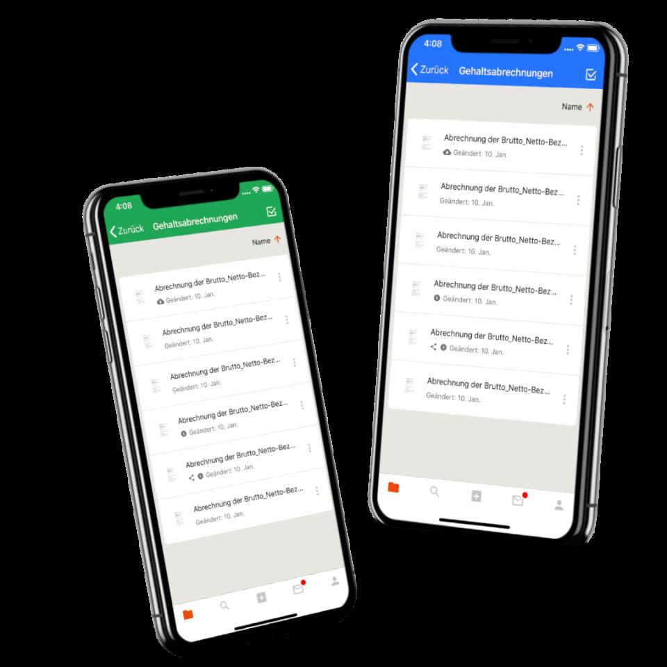 postbox branding iOs und android app
