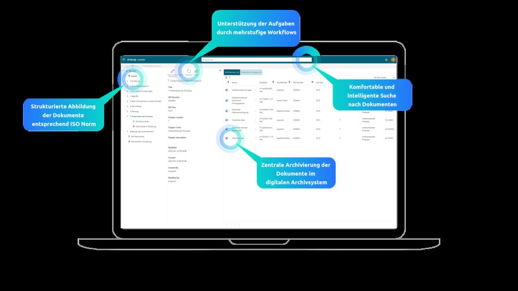 Mit digitalen Akten zum digitalen Qualitätsmanagement