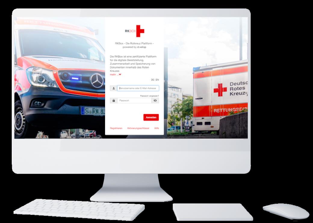 branding web rk box