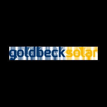 Goldbeck Solar Logo