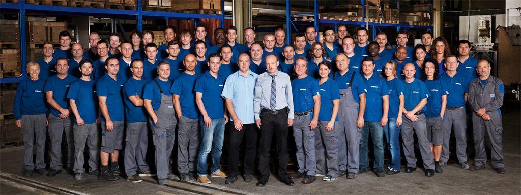 Unimec Fabrikations AG Personnel