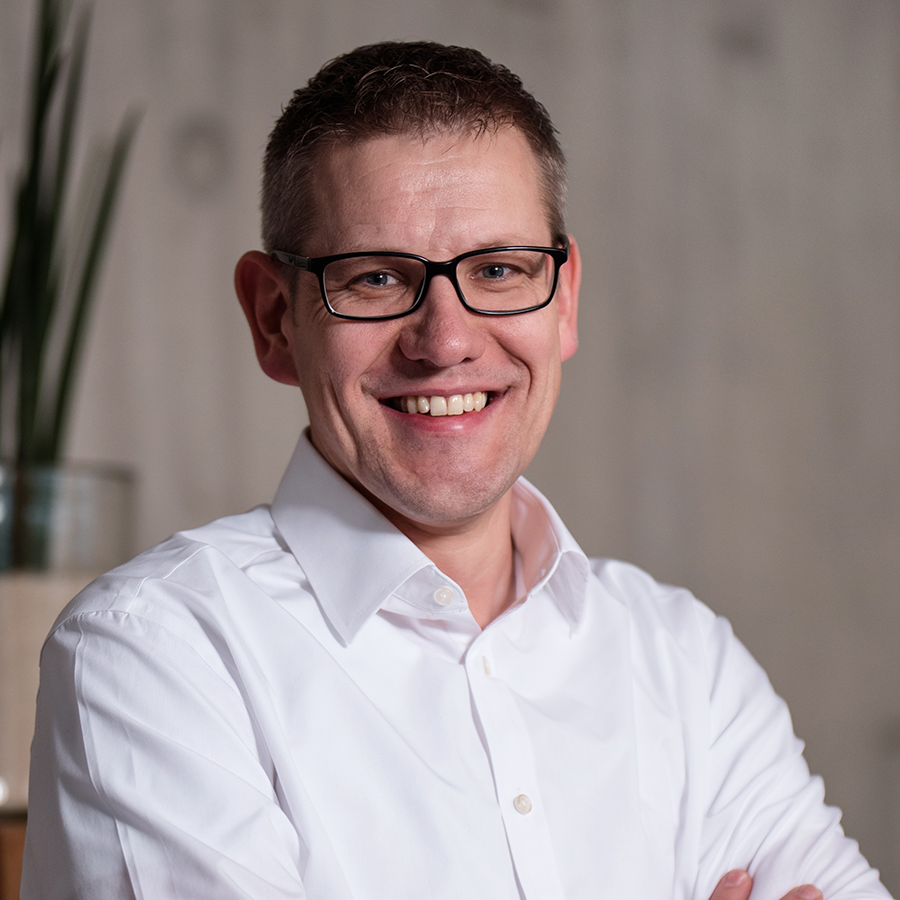 Portait of Dirk Isferding - CCO at d.velop AG