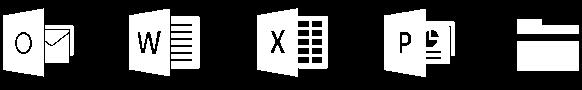 Microsoft Office logos - icon