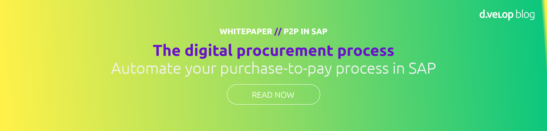 CTA the digital procurement process