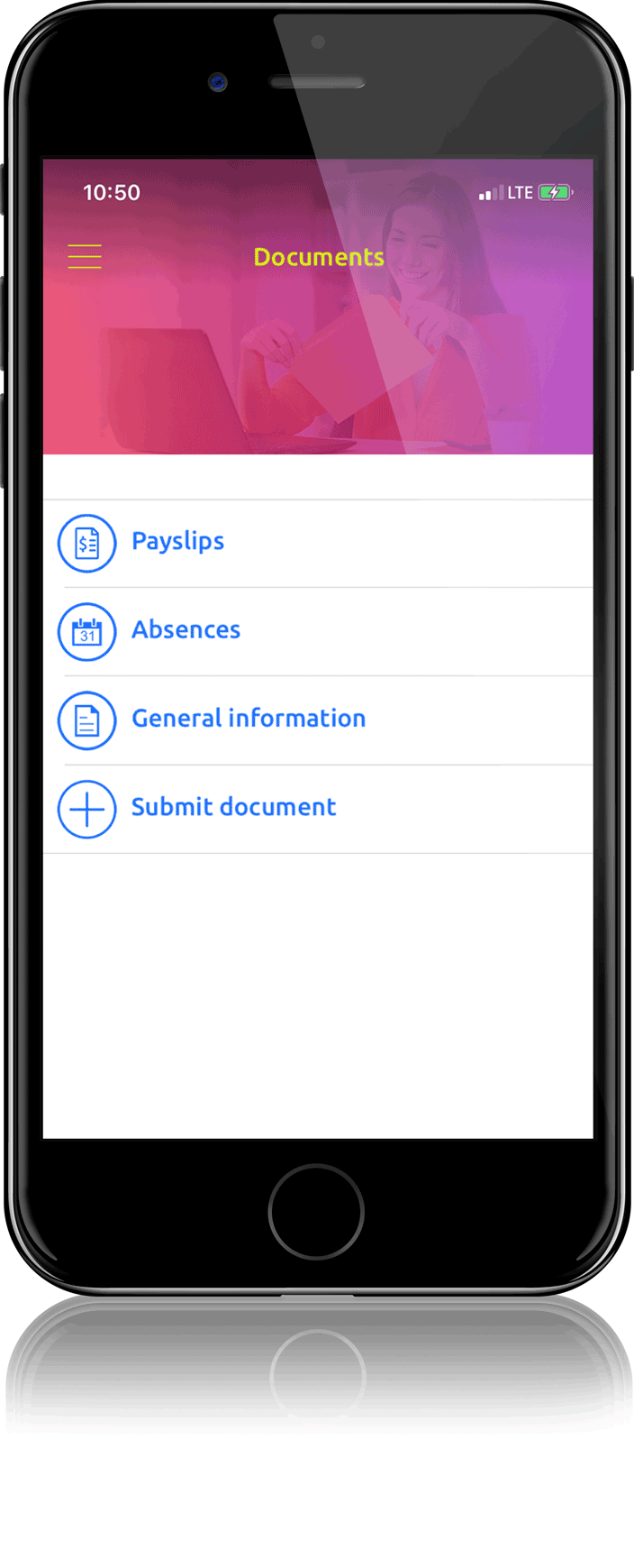 d.velop Communnity Connect - Document View