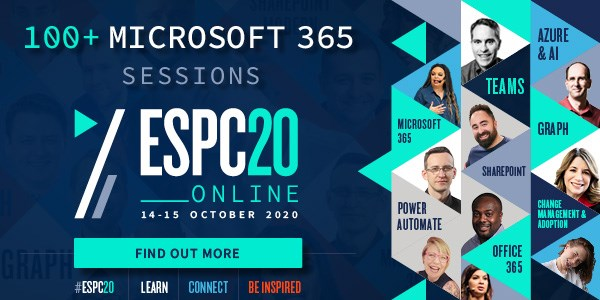 ESPC20 Online: A MICROSOFT SOLUTION MANAGER'S GUIDE