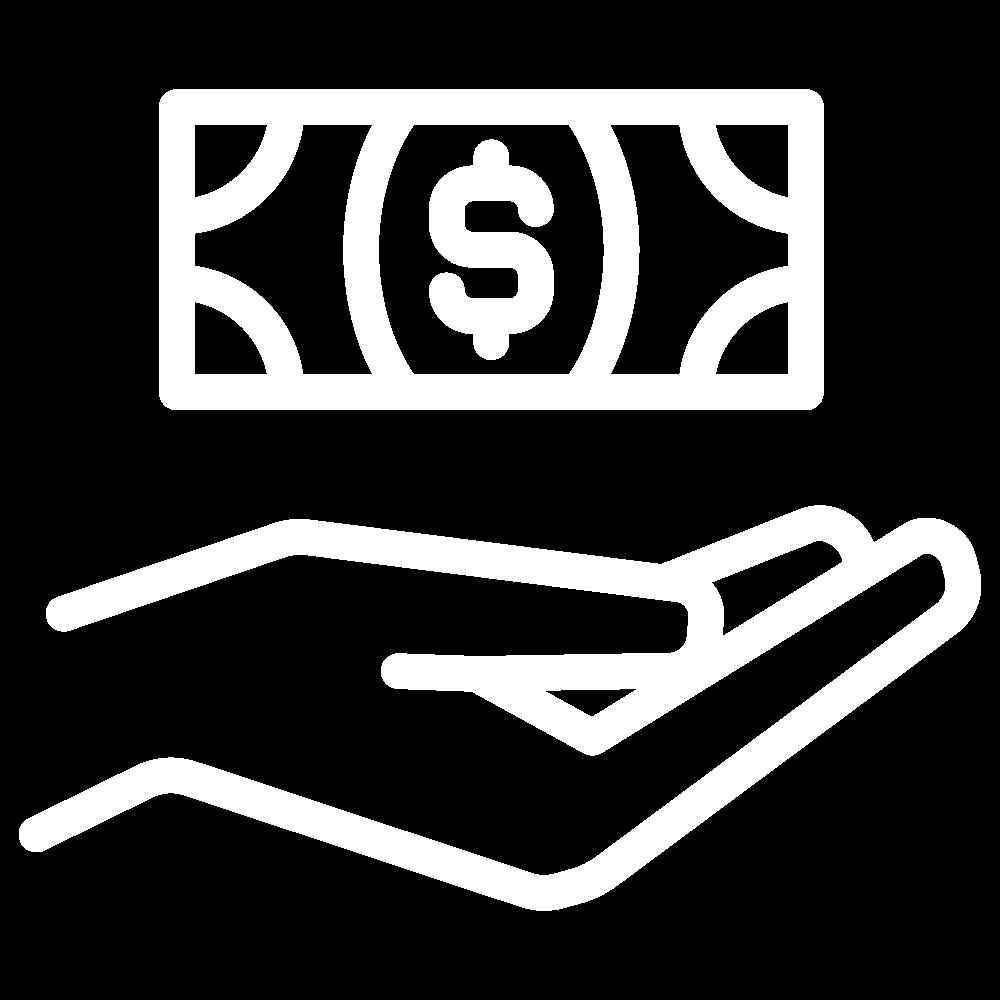 Icon money transfer